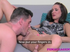 FemaleAgent HD Ready, willing and able