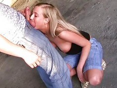 Outdoor sex video of really shy girl